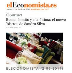 El Economista Junio 2011 Cousi Interiorismo