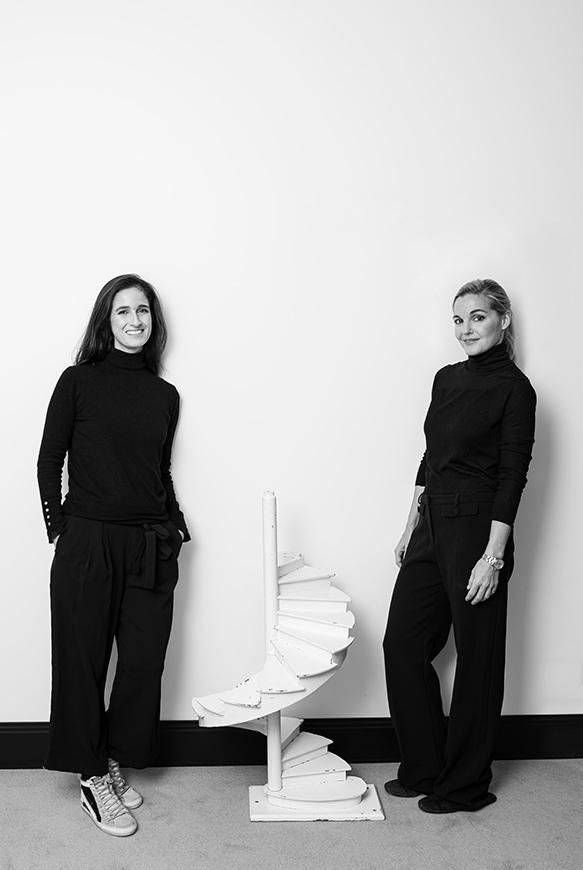 Alba Hurlé & Alicia Martín Cousi Interiorismo